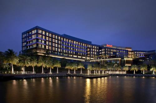 HotelThe OCT Harbour, Shenzhen - Marriott Executive Apartments