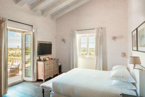 Habitación Doble Superior con terraza - 1 o 2 camas - Uso individual Cugó Gran Menorca 5