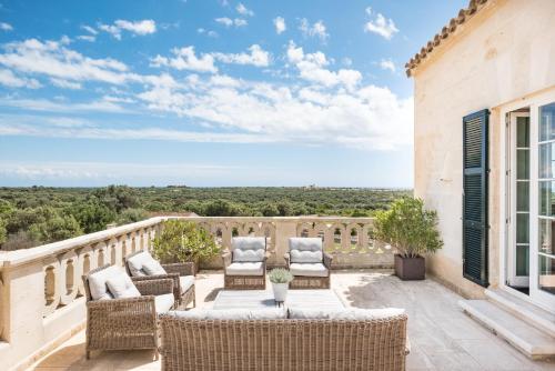 Habitación Doble Superior con terraza - 1 o 2 camas - Uso individual Cugó Gran Menorca 3