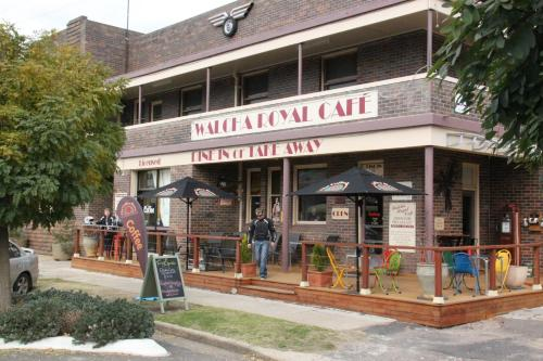 Фото отеля Walcha Royal Cafe & Accommodation