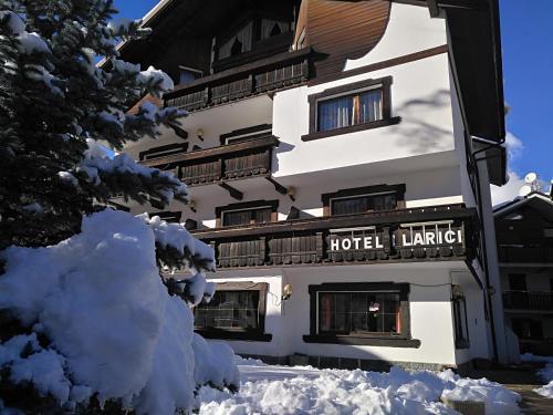 Hotel I Larici Bardonecchia