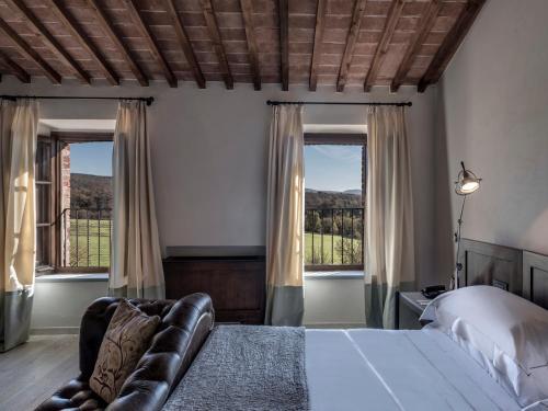 Castel Monastero Hotel Review Siena Tuscany Travel