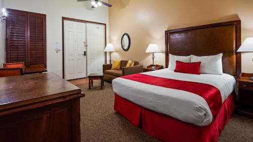 Best Western Plus Hacienda Hotel Old Town - San Diego, CA CA 92110