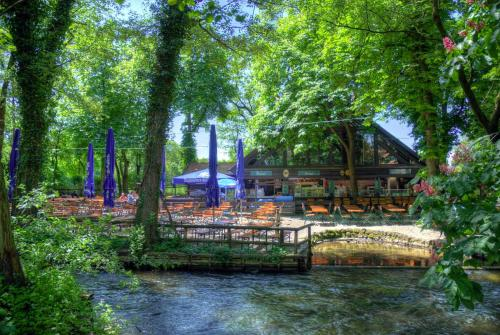 Hotel Insel Mühle photo 42