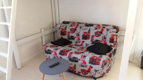 Studio 4 personnes - Apartment - La Mongie