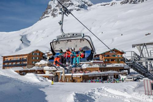 Ski- und Wanderhotel Jägeralpe Warth
