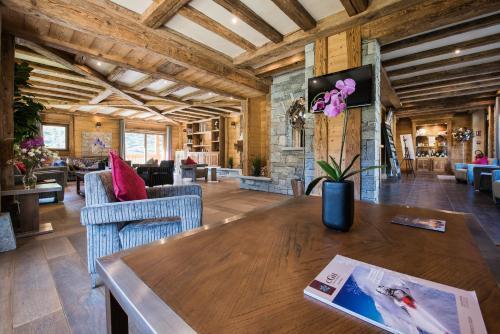 CGH Résidences & Spas Le Jhana - Accommodation - Tignes