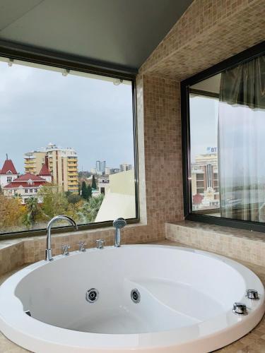 M.Y. Apart-Hotel Sochi Суперлюкс с гидромассажной ванной