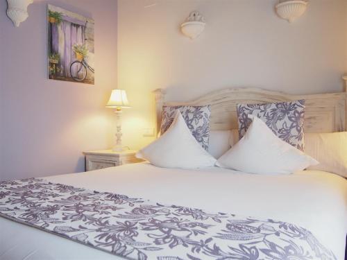 Habitación Doble con balcón  Hotel Abaco Altea 4