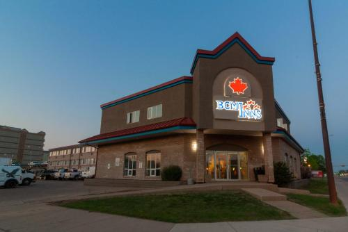 BCM Inns Fort McMurray - Downtown - Fort McMurray, AB T9H 2J3
