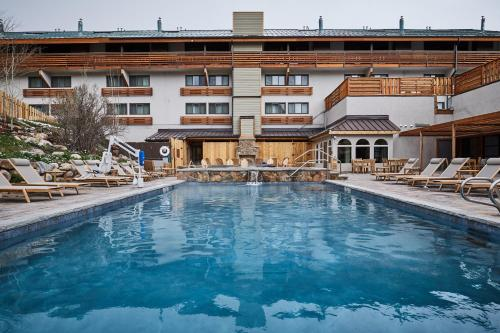 DoubleTree By Hilton Vail - Vail, CO 81657
