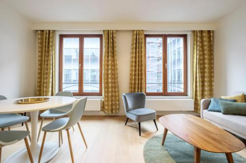 1bd 2 steps from Grand Place of Brussels, 1000 Brüssel