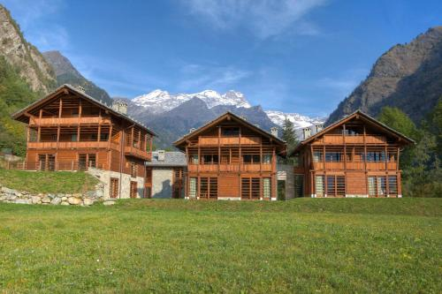 Pietre Gemelle Resort - Accommodation - Alagna Valsesia