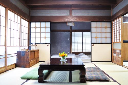 "Traditional Japanese private house ""KUMANOYA"""
