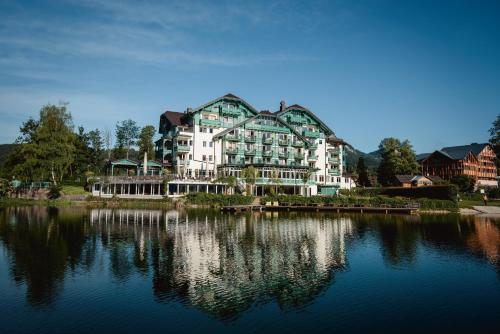 Romantik Hotel Seevilla - Altaussee