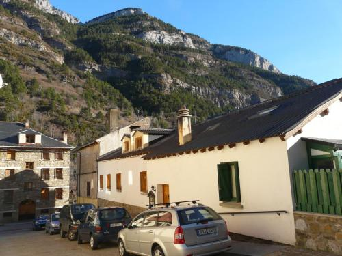 Accommodation in Canfranc