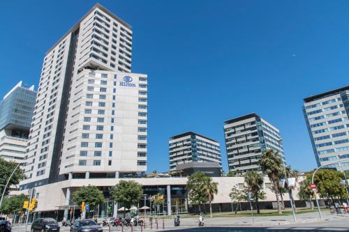 Hilton Diagonal Mar Barcelona photo 77