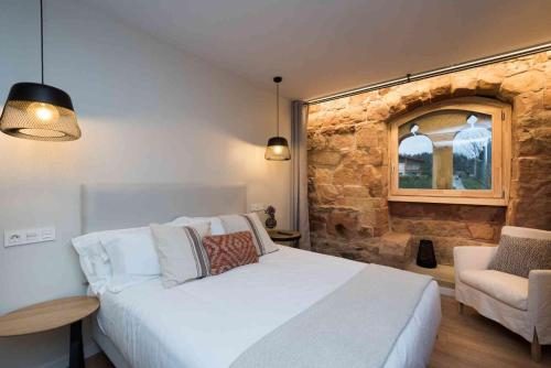Superior Double Room - single occupancy Heredad de Unanue 14