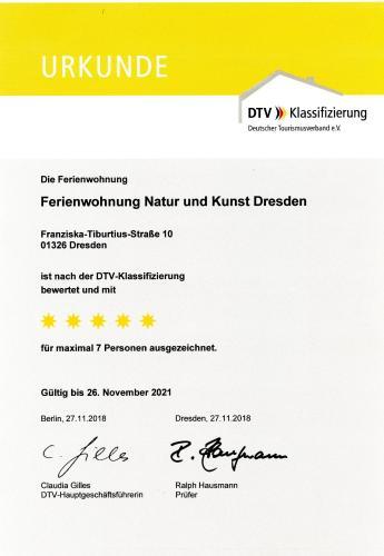 Ferienwohnung Natur und Kunst - Apartment - Dresden