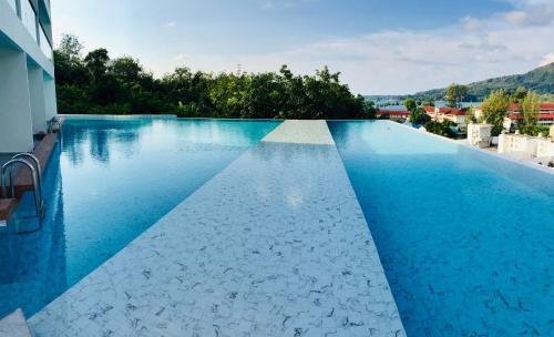 Oceana: 1 bedroom with Stunning view Oceana: 1 bedroom with Stunning view