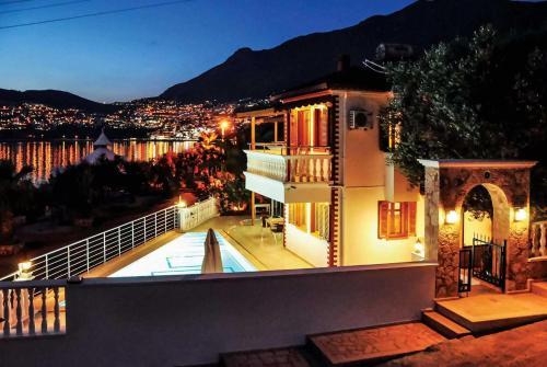Kalkan Kalkan Villa Sleeps 4 Air Con WiFi address