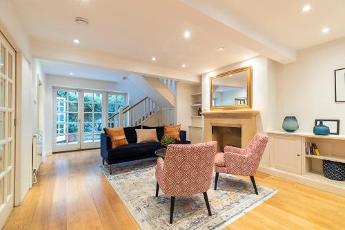 Gorgeous 3 Bed House In Marylebone