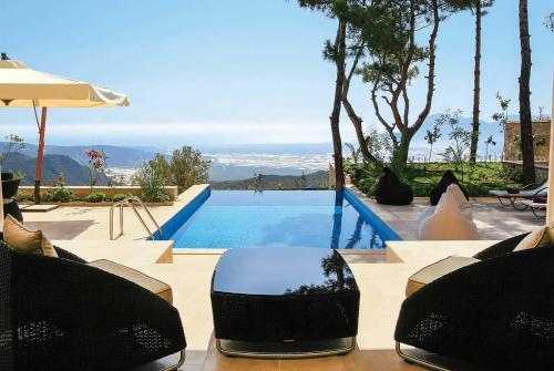 İslâmlar Islamlar Villa Sleeps 8 Air Con WiFi online rezervasyon