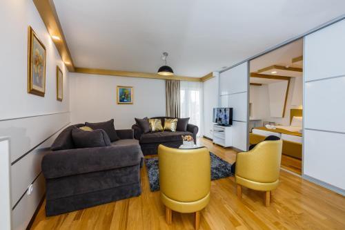 Hotel Sveti Kriz 房间的照片