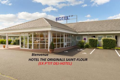 . The Originals Access, Hôtel Saint-Flour (P'tit Dej-Hotel)