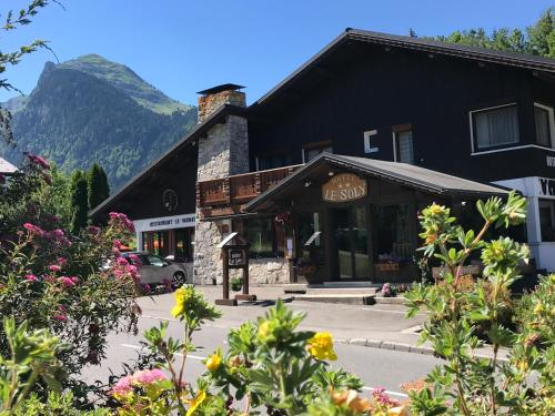 Hotel Le Soly Morzine