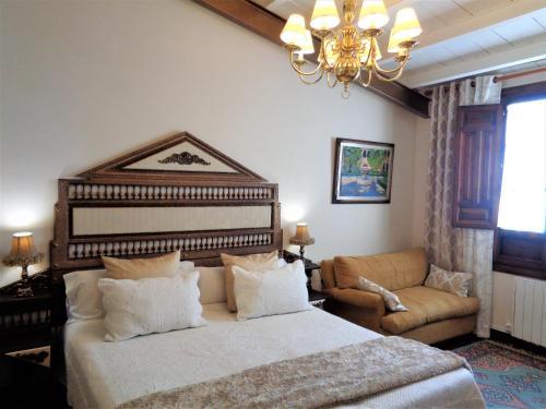Charm Doppelzimmer Hotel Boutique Nueve Leyendas 129