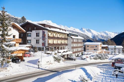 Hotel Alpenhof St. Anton am Arlberg