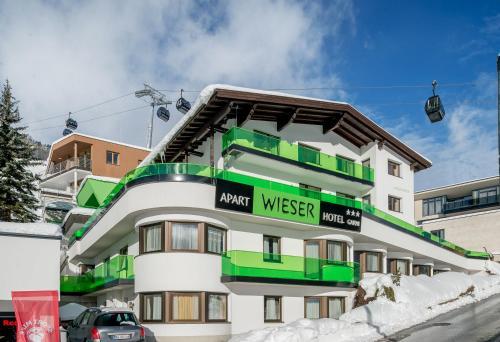 Apart Hotel Garni Wieser - Accommodation - Sölden