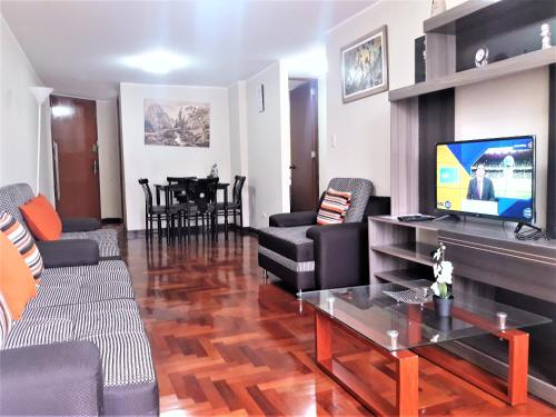 Hotel Well Apartments Lima 1