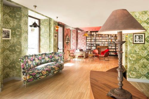 Hôtel Joséphine by Happyculture photo 22