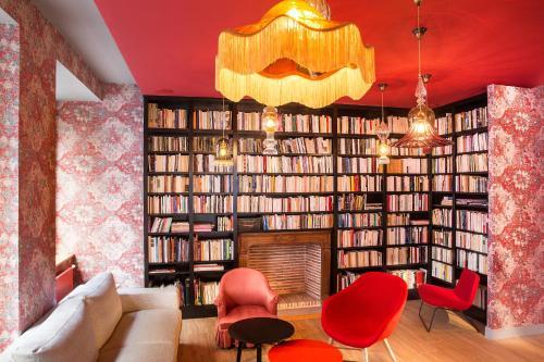 Hôtel Joséphine by Happyculture photo 23
