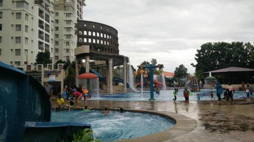 Melaka Waterpark Hotel