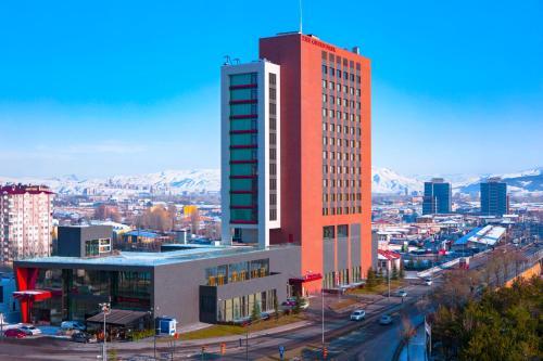 Sivas The Green Park Hotel Sivas adres