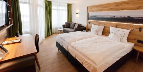 Berghotel Jägerhof ****S - Hotel - Isny im Allgäu