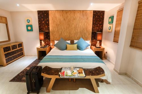 Calypso Hôtel rom bilder