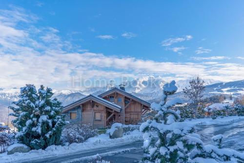 Chalet Ravine - Combloux
