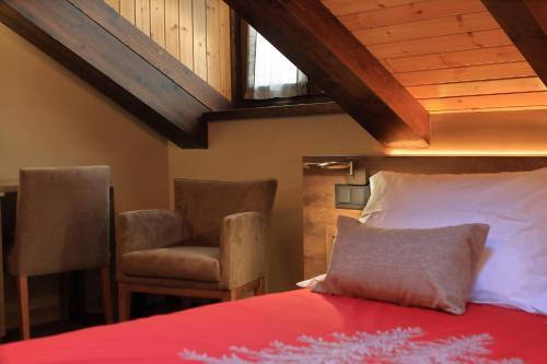 Habitación Doble con bañera de hidromasaje Hotel La Neu 1