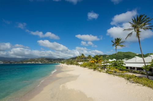 Grand Anse Beach, St Georges, Grenada.