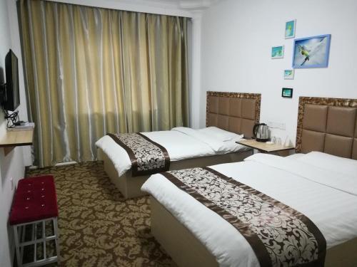 Accommodation in Shih-chia-wan