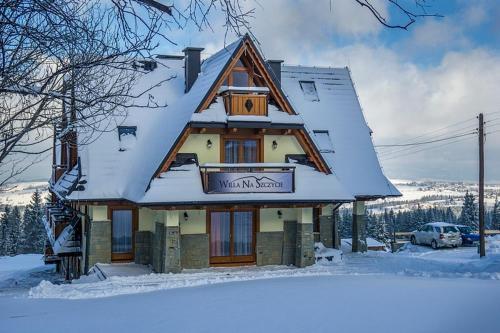 Willa Na Szczycie - Accommodation - Zakopane