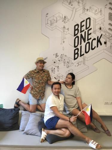 Bed One Block Hostel photo 49