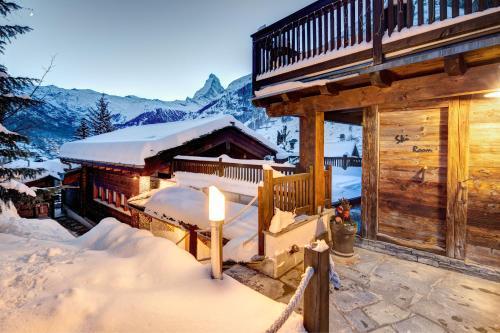 Chalet A la Casa Zermatt