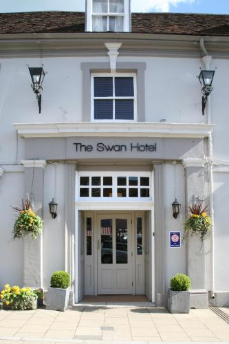 . The Swan Hotel