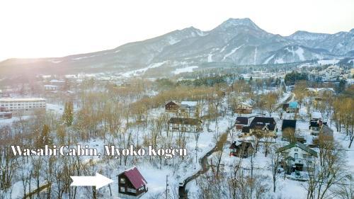 Wasabi Cabin - Chalet - Akakura
