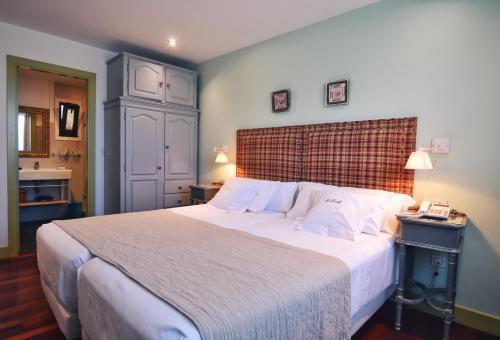 Habitación Doble Hotel Quinta de San Amaro 11